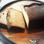 Banana Poppy Seed Loaf