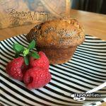 Banana Poppy Seed Muffin