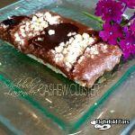 Schokolade Lavender Cashew Cluster