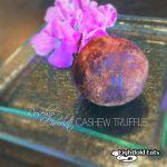 Rosehip Chocolate Cashew Truffle